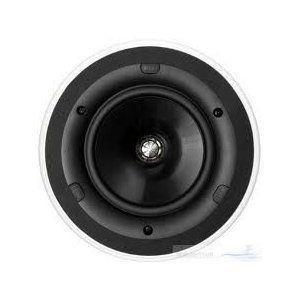 Kef CI160QR Round In-Ceiling Speaker スピーカー (White)|wakiasedry