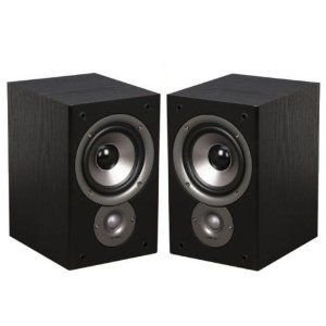 Polk ポーク Audio AM3095-A Monitor30 Series II Two-Way Bookshelf LoudSpeaker スピーカー (Black) Pa|wakiasedry