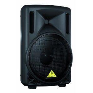 Behringer ベリンガー EUROLIVE B210D Active 200-Watt 2-Way Pa Speaker スピーカー System with 10 Woo|wakiasedry