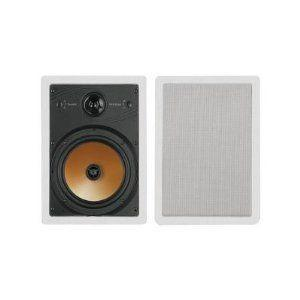 BIC America HT8W 8-Inch 3-Way Acoustech Series In-Wall Speaker スピーカー|wakiasedry