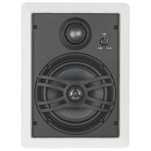 Yamaha ヤマハ NS-IW660 3-Way In-Wall Speaker スピーカー System for Custom Install, White|wakiasedry