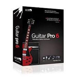Guitar Pro 6 ギタープロ6 Arobas Music社|wakiasedry