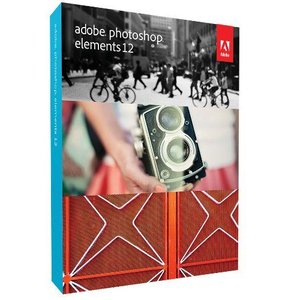 Adobe Photoshop Elements 12 for Windows/Mac フルバージョン