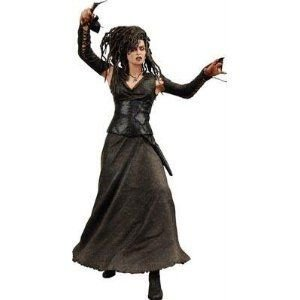 Harry Potter and the オーダー of the Phoenix 7 インチ Series 3 Action フィギュア Bellatrix Lastran