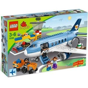 【商品名】レゴ デュプロ 空港 5595 LEGO Airport【カテゴリー】ホビー:ブロック