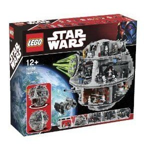 LEGO (レゴ) Star Wars (スターウォーズ) Death Star (10188) ブロック おもちゃ