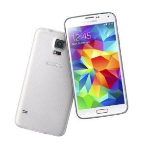 Samsung GALAXY S5 SM-G900F (SIMフリーLTE, 16GB, Shimmery White)
