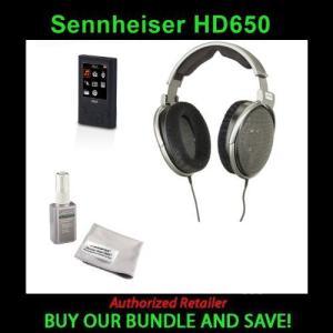 ゼンハイザー HD650 ヘッドホン ・米国正規品