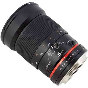 Rokinon ロキノン 35mm f/1.4 Wide-Angle US UMC Aspherical Lens 広角 for Nikon With Focus Confirm Ch|wakiasedry|02