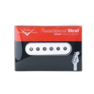 Fender Custom Shop Texas Special Stratocaster Pick...