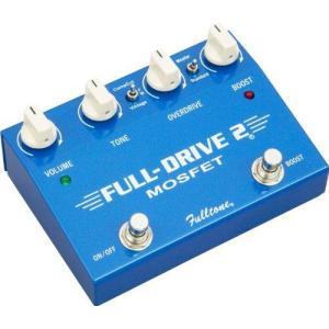 【商品名】Fulltone Full-Drive 2 (MOSFET) Fullldrive  フル...