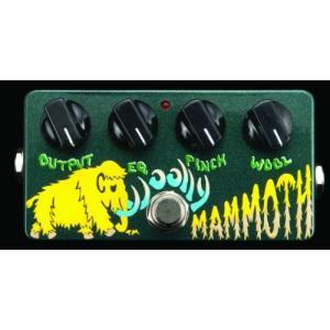 【商品名】Z.Vex Woolly mammoth  【カテゴリー】楽器:ディストーション・オーバー...