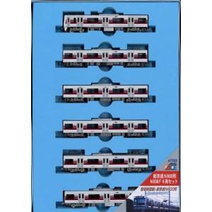 マイクロエース Nゲージ 新京成N800形 N838F 6両セット A7333 鉄道模型 電車