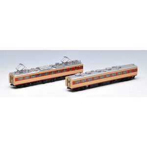 TOMIX トミックス 485系特急電車(AU13搭載車)増結セット(M)  92427【Nゲージ ...