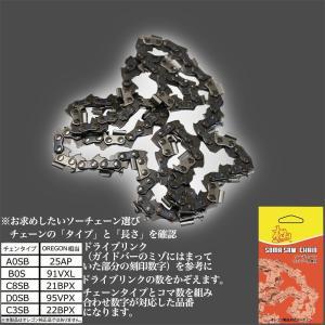 杣(SOMA) カットチェーン B0S-53E|wakoshop