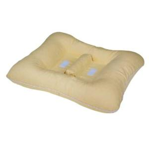 いびき軽減枕 電磁治療器付 いき楽枕・頚椎磁気枕 グーストパパ