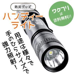 懐中電灯 ハンディーライト LEDライト ペンライト 作業灯 強力 強光 ミニ ペン式 明るい ルーメン 防災 緊急時 非常等|wakufuri