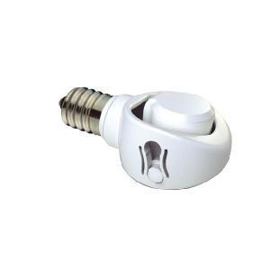 E17 LED電球専用 可変式ソケット(DS17-10) LED電球(E17口金)専用 斜め付けダウンライト ムサシ