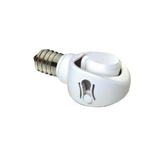 LEDライト ムサシ RITEX E17 LED電球専用 可変式ソケット(DS17-10) 斜め付け...