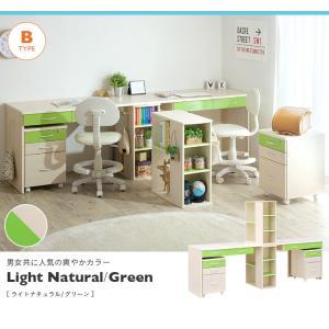 学習机 勉強机 学習デスク twin desk(ツインデスク) 7色対応|wakuwaku-land|07
