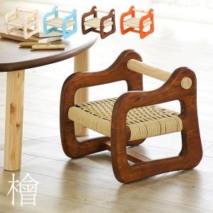 ひのき キッズチェア 子供用 チェア 木製  椅子 ヒノキ 檜  ChouChou(シュシュ)|wakuwaku-land