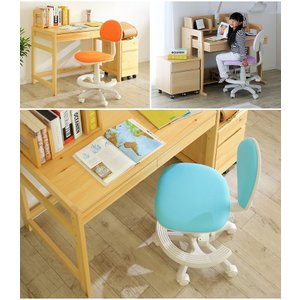 【当店オリジナルカラー追加】1年保証付き 椅子 昇降式 学習チェア 学習椅子 チェアー STEP(ステップ) 19色対応 ファブリック PVC|wakuwaku-land|15