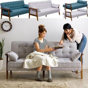 ソファーベッド ソファベッド 3人掛け リクライニング サンドラの写真