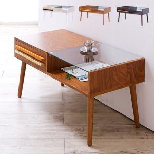 リビングテーブル テーブル センターテーブル OSLO オスロ 3色対応|wakuwaku-land
