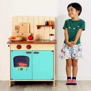 安心の正規品 はじめてのおままごと Myキッチン 木製|wakuwaku-land