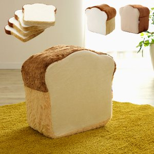 安心の日本製 低反発 クッション 食パンクッション 食パン トースト|wakuwaku-land