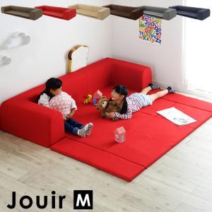 フロアソファ ローソファ カバーリングソファ Jouria(ジュイール) Mサイズ 6色対応 安心の日本製|wakuwaku-land