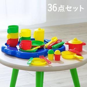 ままごと ままごとセット キッチン用 6人用 POLESIE Janina クッキングセット|wakuwaku-land