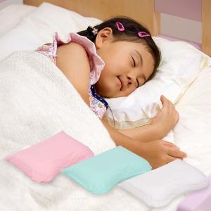 枕 枕カバー付き ピロー 日本製 洗える 高さ調節 トコまくら toco枕 3色対応|wakuwaku-land