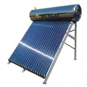 非常時 防災用 飲料水タンク 省エネ 太陽熱温水器 「わくわくそーら200-ST」《地上設置組立式》|wakuwaku-solar