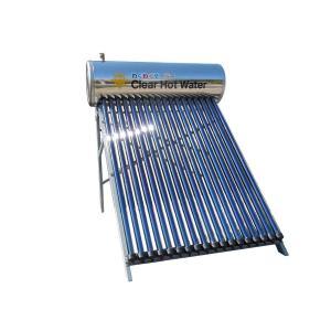 非常時 防災用 飲料水タンク 省エネ 太陽熱温水器 「わくわくそーら150-ST」《地上設置組立式》|wakuwaku-solar