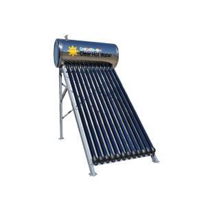 非常時 防災用 飲料水タンク 省エネ 太陽熱温水器 「わくわくそーら100-ST」《地上設置組立式》|wakuwaku-solar