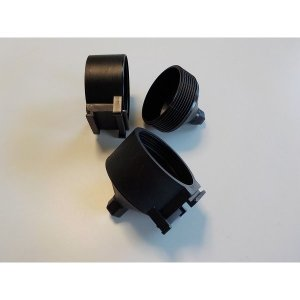 カップホルダー(ヒートパイプ真空管用) 6個セット wakuwaku-solar