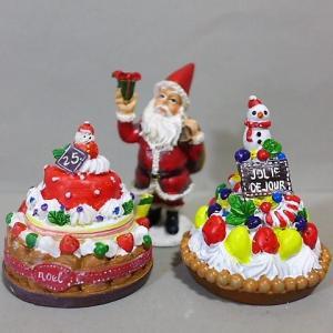 クリスマス ケーキの3品セット 8XM10B クリスマス ス...