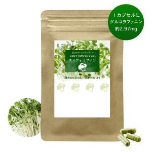 サプリメント ブロッコリースプラウト 含有食品  スルフォラファン