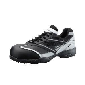 シモン 作業靴 KA211黒 軽技A+シリーズ 安全靴スニーカー|wakuwakusunrise