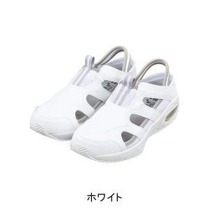 【男女共用】 ナースフィット 自重堂 【WHISeL】 F-001 (ポリウレタン) 22・22.5・23・23.5・24・24.5・25・25.5・|wakuwakusunrise