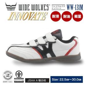 おたふく手袋 WIDE WOLVES WW-131m 22.5〜30.0cm対応WW-131m 安全靴 安全シューズ セーフティードレススニーカー 作業靴|wakuwakusunrise