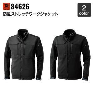 藤和 TS DESIGN  防風ストレッチワークジャケット 84626 現場服 S〜5L|wakuwakusunrise