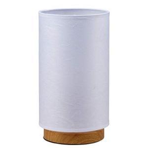 オーム電機 テーブルランプ 和風スタンド 円柱形タイプ [品番]06-1394 TT-WN10AW ホワイト wakuwakutown
