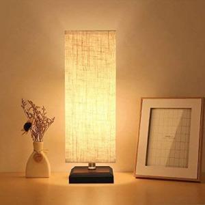 ZEFFO 間接照明 和風 インテリア テーブルライト ベッドサイドランプ LEDライト テーブルランプ ナイトライト 和風スタンド おしゃ wakuwakutown