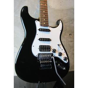 Davis Custom Guitars Vintage Strato Black FRT