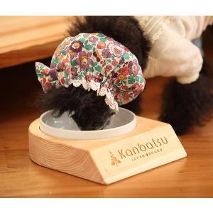 kanbatsuカンバツ ラビッシュ シングルディッシュ ペット用 食器|walajin-dog