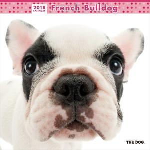 THE DOG 2018年 犬 ・カレンダー フレンチブルドッグ  walajin-dog