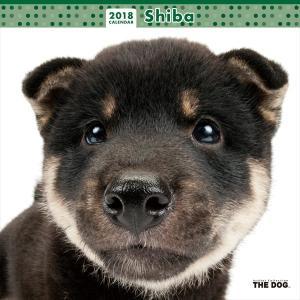 THE DOG 2018年 犬 ・カレンダー 柴 /しば犬 |walajin-dog