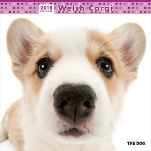 THE DOG 2018年 カレンダー ウェルシュコーギー |walajin-dog